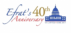 EFRAT - Capitol Hill Luncheon - 40th Anniversary Celebration - 2017