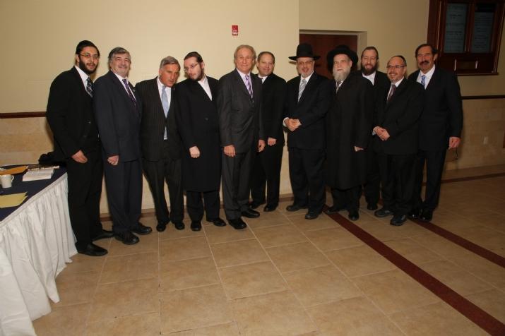 with Michael Reagen, Rabbi Gershon Tannenbaum, MichaelReagen,GershonTannenbaum, , ezra friedlander