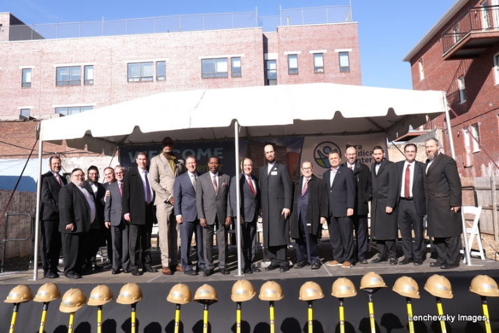 Dr. Jeffrey Teitelbaum - Medical Director Ezra Medical Center, Dr. Eli Wagshal - Director of Ezra Medical Center Dentistry Program, Pinny Ringel - Office of the Mayor, Howard Pollack - Office of NYC Council Speaker, Pinny Hikind - Office of NYC Comptroller, NYC Councilmember Robert Cornegy Jr., NY Councilmember Brad Lander, NYC Councilmember Mathieu Eugene, NYS Comptroller Tom DiNapoli, Eliazer Igel - CEO Ezra Medical Center, US Representative Jerry Nadler, NYS Assembly Assistant Speaker Felix Ortiz, NYS Senator Simcha Felder, NYS Assemblymember Simcha Eichenstein, NYC Councilmember Kalman Yeger, Ezra Friedlander - CEO The Friedlander Group, BradLander,David Weprin,Simcha Felder,Kalman Yeger,JerryNadler,Simcha Eichenstein,Robert Cornegy Jr.,Chaim Deutsch,Mathieu Eugene,Tom DiNapoli,Felix Ortiz, , ezra friedlander