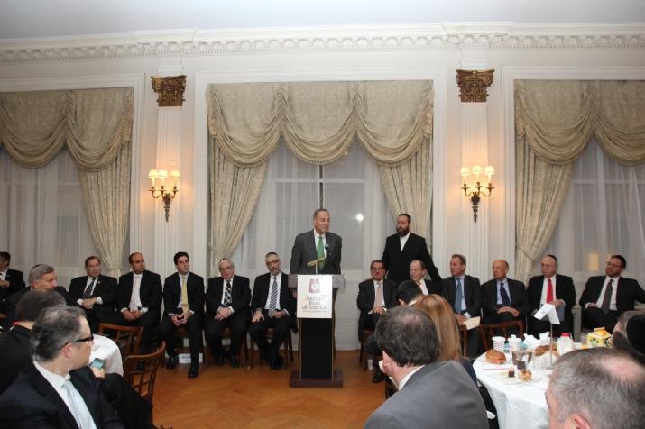 Senator Charles Schumer, Chuck Schumer, , ezra friedlander
