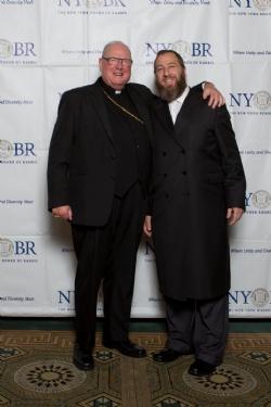 Timothy Cardinal Dolan, Ezra Friedlander, Timothy Cardinal Dolan