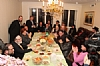 Tu B'Shvat Celebration -special guest NYC Council Speaker Chris Quinn, 1/27/2013