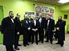 Manhattan Borough President Scott Stringer visits BPJCC, 1/24/2013