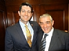 US Representative Paul Ryan, Dr. Schussheim