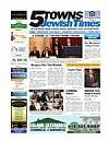 5 Towns Jewish Times 03/01/2013