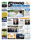5 Towns Jewish Times - October 7, 2016