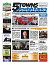 5 Towns Jewish Times - May 1, 2015