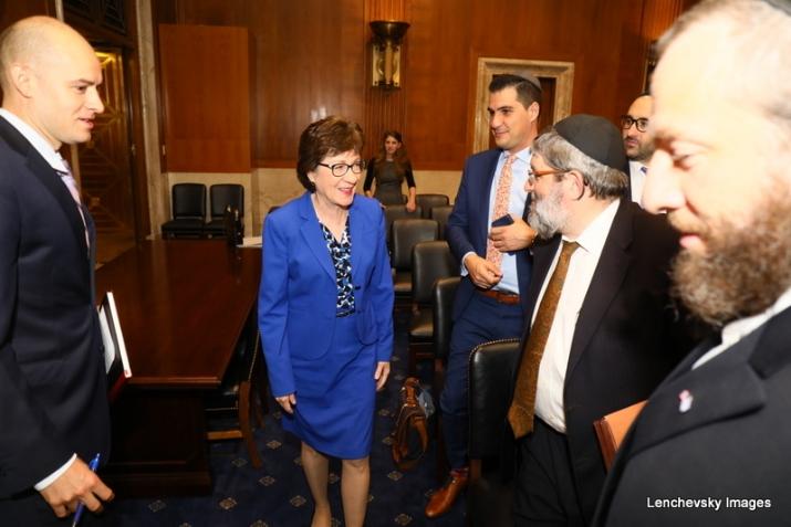 U.S. Senator Susan Collins (R-Maine), SusanCollins, Ted Cruz, ezra friedlander