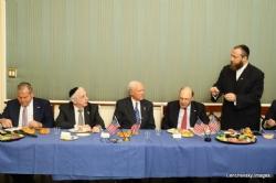 Andrew Friedman, Joseph B. Stamm, U.S. Senator Orrin Hatch, Ken Abramowitz, Ezra Friedlander, OrrinHatch
