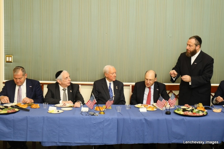 Andrew Friedman, Joseph B. Stamm, U.S. Senator Orrin Hatch, Ken Abramowitz, Ezra Friedlander, OrrinHatch, Ted Cruz, ezra friedlander