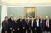 Bob Levi, Dr. Alan Kadish, Stanley Treitel, Ezra Friedlander, US Senator Ted Cruz, Joseph B. Stamm, Andrew Friedman, Duvi Honig, Mark Meyer Appel, Ken Abramowitz