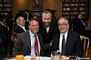 NYC Councilmember Brad Lander, Ezra Friedlander, NYC Comptroller Scott M. Stringer