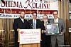 Ezra Friedlander, Kalman Yeger, Dr. Joshua Weinstein, NYC Councilmember Mark Levine
