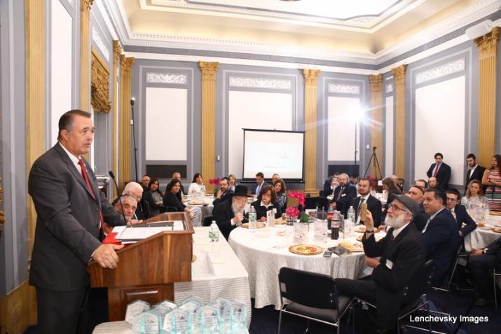 US Representative Trent Franks speaking, , RandPaul, ezra friedlander