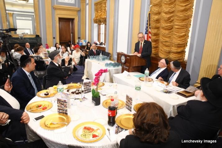 US Representative Andy Biggs speaking, , RandPaul, ezra friedlander