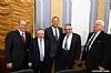 Michael Kierszenbaum, Woli Stern, US Representative Doug Collins, Dr. Eli Schussheim, Richard Hellman
