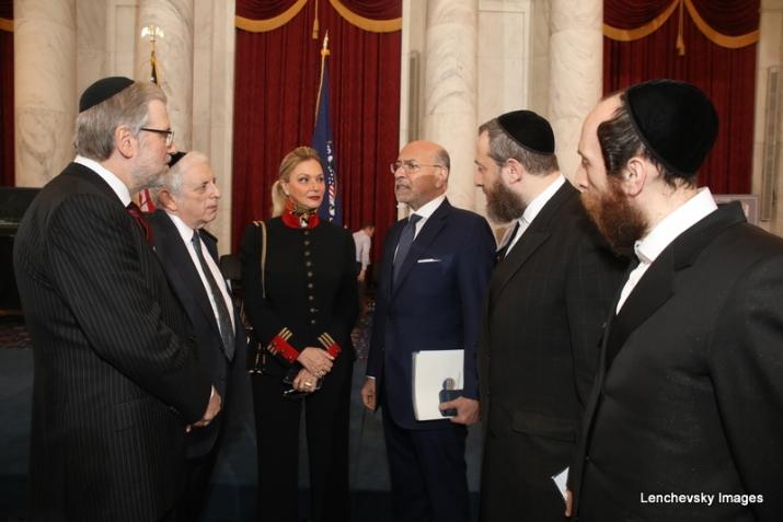 Sol Goldner, Joseph B. Stamm, Gigi Gabr, Shafik Gabr, Ezra Friedlander, Chesky Blau, , , ezra friedlander
