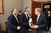 Sol Goldner presenting to US Senator Roy Blunt