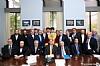 Mission participants with US Senator John Boozman