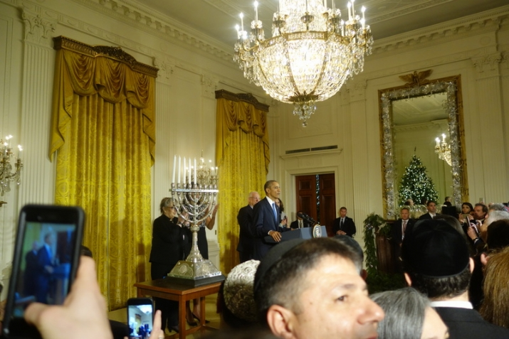 President Obama speaking, , White House, ezra friedlander