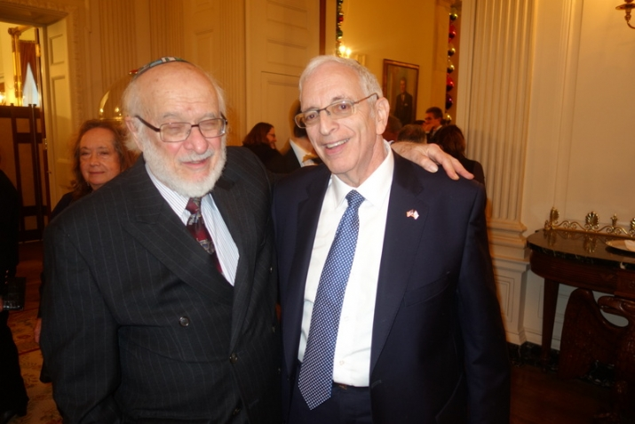 Nat Lewin, Joseph B. Stamm, , White House, ezra friedlander