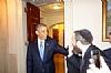 President Barak Obama, Ezra Friedlander