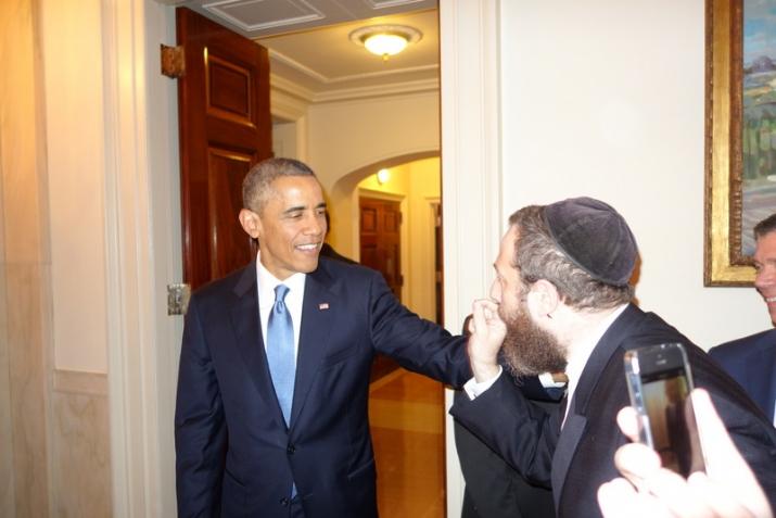 President Barak Obama, Ezra Friedlander, , , ezra friedlander