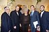 Joseph B. Stamm, Ezra Friedlander, Bonnie Rubinstein ( sister of Alan Gross), Matt Nosanchuk - White House Jewish Liaison,  Simcha Eichenstein