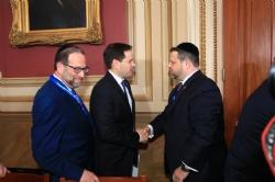 Leon Goldenberg, U.S. Senator Marco Rubio, LeonGoldenberg