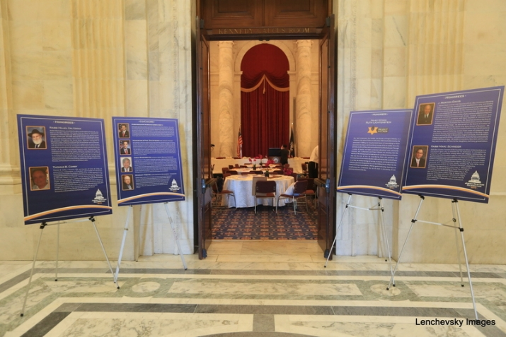 Entrance to Kennedy Caucus Room, , , ezra friedlander