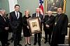 Matt Nosanchuk - White House, U.S. Senator Kirsten Gillibrand with Rabbi Arthur Schneier