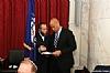 Ezra Friedlander in conversation with US Senator Cory Booker (D-NJ)