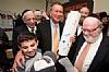 Joseph B. Stamm; Governor John Kasich; Ezra Friedlander; Dr. Josh Weinstein