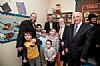 Ezra Friedlander, Governor John Kasich; Dr. Josh Weinstein; Joseph B. Stamm