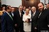 Leon Goldenberg, Sol Goldner, US. Senator Kirsten Gillibrand, Joseph B. Stamm, Ezra Friedlander