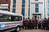 Ribbon-Cutting Inaugurates Handicapped Vans to Community, 1/10/2016