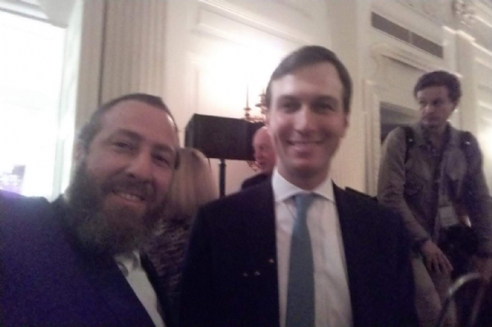 Ezra Friedlander, Jared Kushner