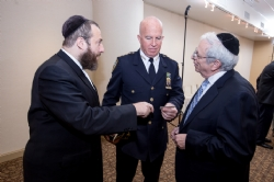 Ezra Friedlander, NYPD Chief of Department James O'Neill, Joseph B. Stamm, EzraFriedlander