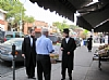 Mark Green in Boro Park,
