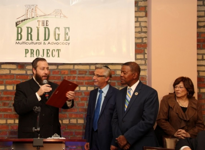 Bridge Project Opening, , , ezra friedlander