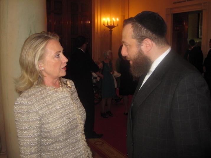 Secretary Hillary Clinton, Ezra Friedlander, Hillary Clinton,EzraFriedlander, White House, ezra friedlander