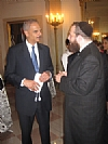 Attorney General Eric Holder, Ezra Friedlander