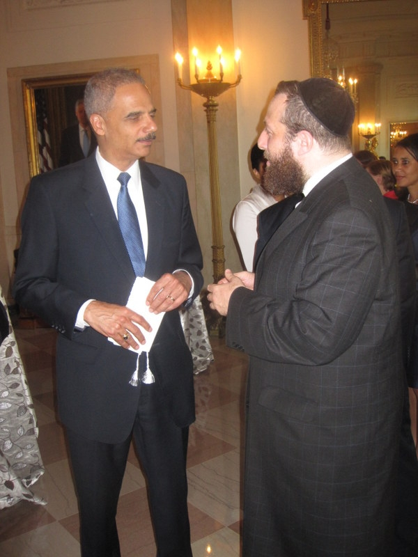 Attorney General Eric Holder, Ezra Friedlander, EzraFriedlander,Eric Holder, White House, ezra friedlander