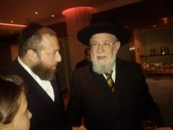 Rabbi Yisrael Meir Lau, Yisrael Meir Lau
