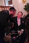 Ezra Friedlander, Sheldon Adelson