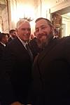 VP Mike Pence, Ezra Friedlander