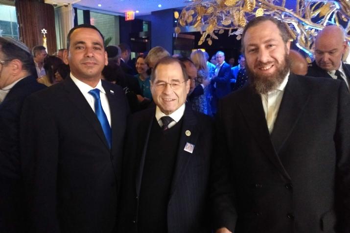 US Representative Jerry Nadler, JerryNadler, , ezra friedlander