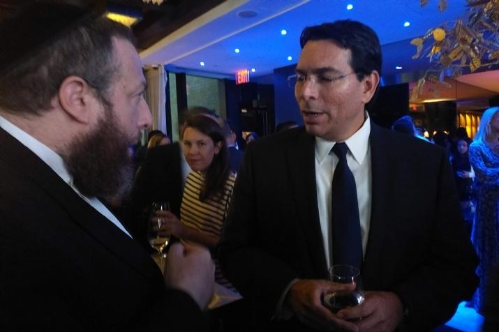 Ambassador Danny Danon, Danny Danon, , ezra friedlander
