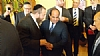 Egyptian President el-Sisi meets with Sadat Commission Delegation in Cairo, 2/19/2019