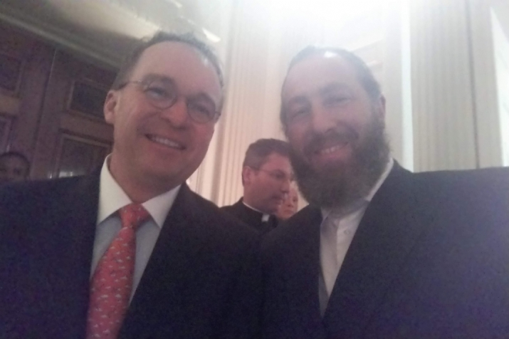 Acting White House Chief of Staff Mick Mulvaney, Ezra Friedlander, Mick Mulvaney, , ezra friedlander